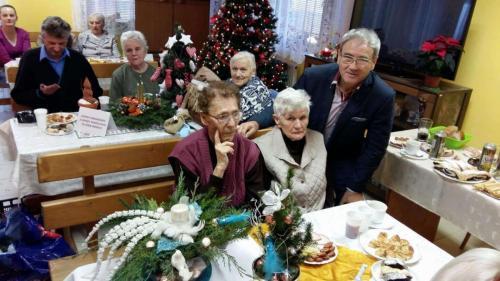 """Sebedín - účasť """"Vianočná ikebana"""""""