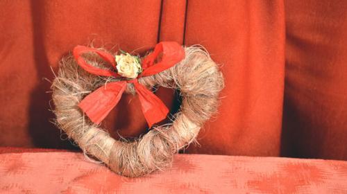 Valentínske srdiečka - naša tvorba