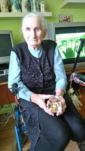 svietnik p. Michaľaková
