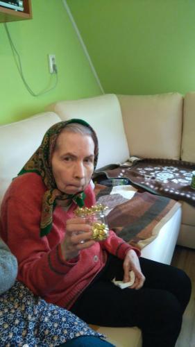 svietnik p. Rajčoková